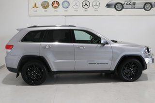 2017 Jeep Grand Cherokee WK MY17 Limited Silver 8 Speed Sports Automatic Wagon