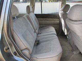 2003 Nissan Patrol GU III ST Silver 5 Speed Manual Wagon
