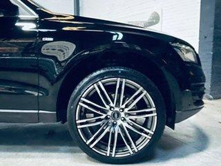 2010 Audi Q5 8R MY11 TFSI S Tronic Quattro Black 7 Speed Sports Automatic Dual Clutch Wagon.