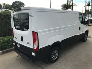 2018 Iveco Daily White Automatic Van