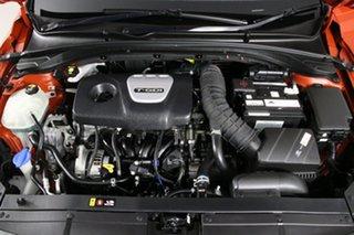 2017 Hyundai i30 PD SR Orange 7 Speed Auto Dual Clutch Hatchback