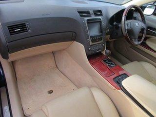 2005 Lexus GS UZS190R GS430 Sports Luxury Blue 6 Speed Sports Automatic Sedan