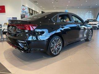 2021 Kia Cerato BD MY21 GT DCT Aurora Black 7 Speed Sports Automatic Dual Clutch Sedan.