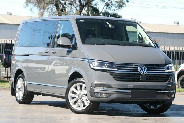 New Volkswagen Multivan T6.1 MY21 TDI450 SWB DSG Highline Indooroopilly, 2021 Volkswagen Multivan T6.1 MY21 TDI450 SWB DSG Highline Indium Grey 7 Speed