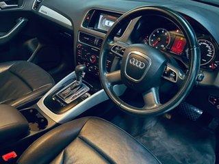2010 Audi Q5 8R MY11 TFSI S Tronic Quattro Black 7 Speed Sports Automatic Dual Clutch Wagon