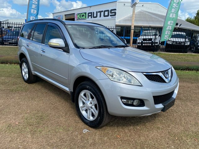Used Great Wall X240 CC6460KY Berrimah, 2011 Great Wall X240 CC6460KY Silver 5 Speed Manual Wagon
