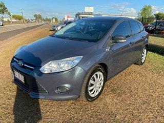 2013 Ford Focus LW MkII Ambiente Grey 5 Speed Manual Hatchback.