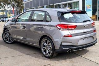 2021 Hyundai i30 PD.V4 MY21 N Line D-CT Premium Silver 7 Speed Sports Automatic Dual Clutch