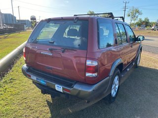 2000 Nissan Pathfinder WX II ST Red 4 Speed Automatic Wagon