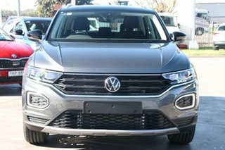 2021 Volkswagen T-ROC A1 MY21 110TSI Style Grey 8 Speed Sports Automatic Wagon