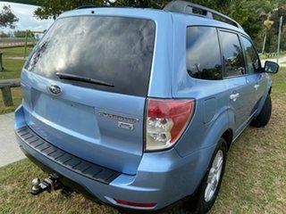 2011 Subaru Forester S3 MY11 2.0D AWD Blue 6 Speed Manual Wagon
