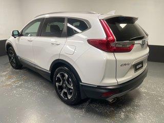 2020 Honda CR-V RW MY20 VTi-S 4WD White 1 Speed Constant Variable Wagon