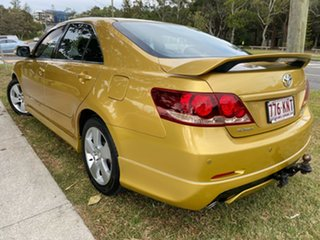 2007 Toyota Aurion GSV40R Sportivo ZR6 Gold 6 Speed Sports Automatic Sedan