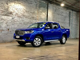 2018 LDV T60 SK8C Luxe Blue 6 Speed Sports Automatic Utility.
