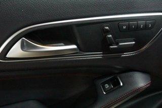 2013 Mercedes-Benz A-Class W176 A250 D-CT Sport Black 7 Speed Sports Automatic Dual Clutch Hatchback