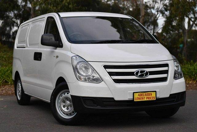 Used Hyundai iLOAD TQ3-V Series II MY17 Melrose Park, 2017 Hyundai iLOAD TQ3-V Series II MY17 White 5 Speed Automatic Van