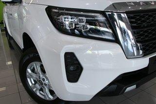 2021 Nissan Navara D23 MY21 ST Polar White 7 Speed Sports Automatic Utility.