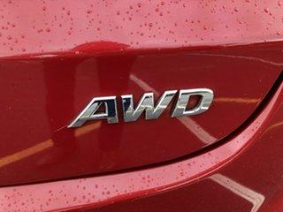 2010 Hyundai ix35 LM Elite AWD Red 6 Speed Sports Automatic Wagon