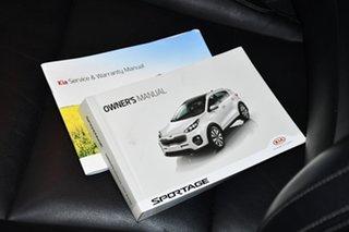 2016 Kia Sportage QL MY16 SLi 2WD Mineral Silver 6 Speed Sports Automatic Wagon