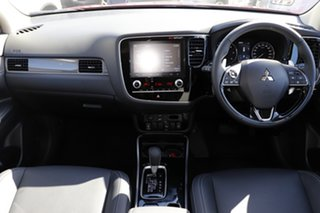 2021 Mitsubishi Outlander ZL MY21 Exceed AWD Black 6 Speed Sports Automatic Wagon
