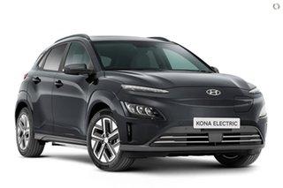 2021 Hyundai Kona Os.v4 MY21 electric Highlander Grey 1 Speed Reduction Gear Wagon