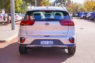 2021 Kia Niro DE Hybrid Sport Silver Sports Automatic Dual Clutch SUV.