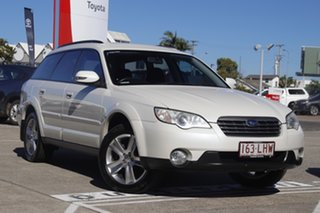 2007 Subaru Outback B4A MY07 AWD 4 Speed Sports Automatic Wagon.