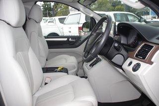 2018 LDV G10 SV7A Executive Black 6 Speed Sports Automatic Wagon