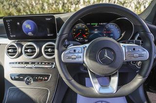 2020 Mercedes-Benz C-Class W205 801MY C300 9G-Tronic e Obsidian Black 9 Speed Sports Automatic Sedan