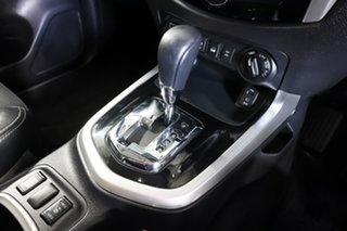 2017 Nissan Navara D23 S2 ST-X N-SPORT Black Edition White 7 Speed Sports Automatic Utility