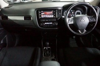 2017 Mitsubishi Outlander ZK MY17 LS 4WD White 6 Speed Constant Variable Wagon