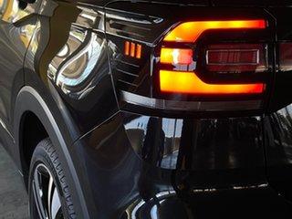 2021 Volkswagen T-Cross C1 MY21 85TSI DSG FWD Style Black 7 Speed Sports Automatic Dual Clutch Wagon