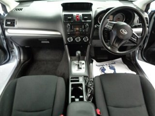 2013 Subaru XV G4X MY13 2.0i Lineartronic AWD Silver 6 Speed Constant Variable Wagon