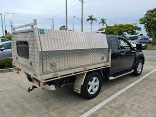 2012 Isuzu D-MAX MY12 LS-U Space Cab Black 5 Speed Sports Automatic Utility.