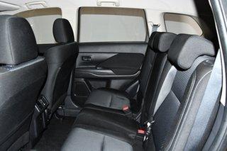 2018 Mitsubishi Outlander ZL MY19 ES 2WD Ironbark 6 Speed Constant Variable Wagon