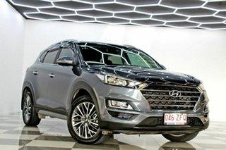 2019 Hyundai Tucson TL4 MY20 Active X (AWD) Black INT Grey 8 Speed Automatic Wagon.
