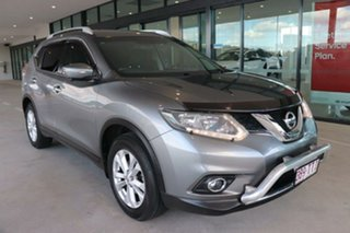 2014 Nissan X-Trail T32 ST-L X-tronic 4WD Grey 7 Speed Constant Variable Wagon.