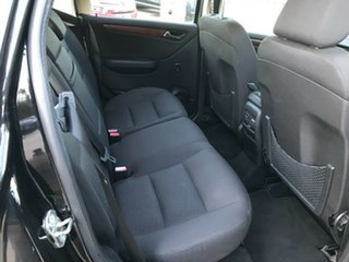 2005 Mercedes-Benz A-Class W169 A200 Elegance Black 7 Speed Constant Variable Hatchback