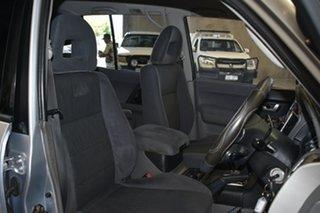 2005 Mitsubishi Pajero NP MY06 GLS LWB (4x4) Silver 5 Speed Auto Sports Mode Wagon