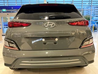 2021 Hyundai Kona Os.v4 MY21 electric Highlander Galactic Grey 1 Speed Reduction Gear Wagon