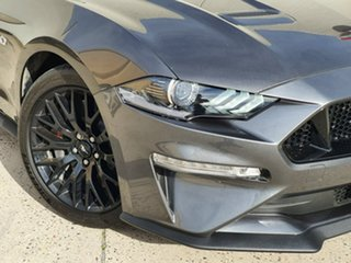 2018 Ford Mustang FN 2018MY GT SelectShift Grey 10 Speed Sports Automatic Convertible.