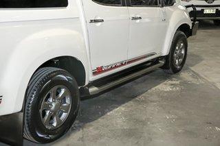 2016 Isuzu D-MAX MY15 LS-M Crew Cab White 5 Speed Sports Automatic Utility