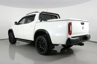 2019 Mercedes-Benz X-Class 470 350d Power (4Matic) White 7 Speed Automatic Dual Cab Utility