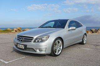 2010 Mercedes-Benz CLC-Class CL203 CLC200 Kompressor Silver 5 Speed Automatic Coupe.