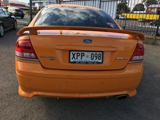 2007 Ford Falcon BF Mk II XR6 6 Speed Sports Automatic Sedan.