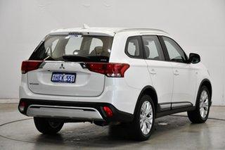 2019 Mitsubishi Outlander ZL MY20 ES AWD ADAS Starlight 6 Speed Constant Variable Wagon