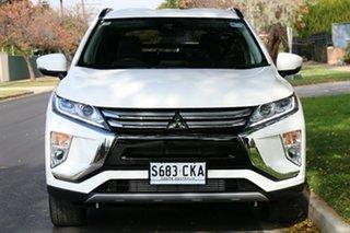 2020 Mitsubishi Eclipse Cross YA MY20 LS AWD White 8 Speed Constant Variable Wagon
