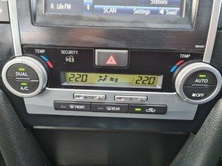 2016 Toyota Camry ASV50R RZ Red 6 Speed Sports Automatic Sedan