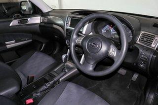 2010 Subaru Forester S3 MY10 X AWD Grey 4 Speed Sports Automatic Wagon