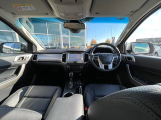 2019 Ford Everest UA II 2019.75MY Trend Silver 6 Speed Sports Automatic SUV